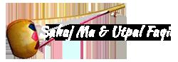 Welcome to Sahaj Ma & Utpal Faqir Logo